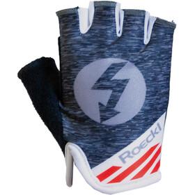 Roeckl Trigolo Handschoenen Kinderen, anthracite melange